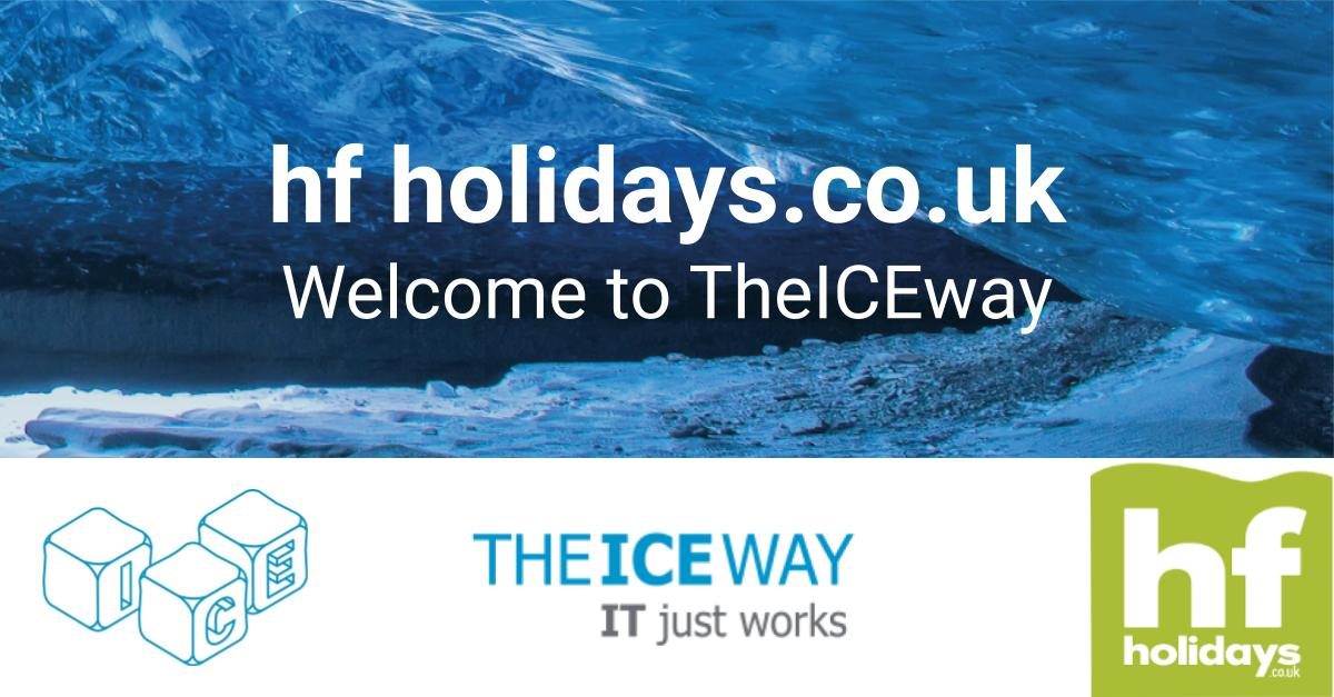 New client welcome - HF  Holidays