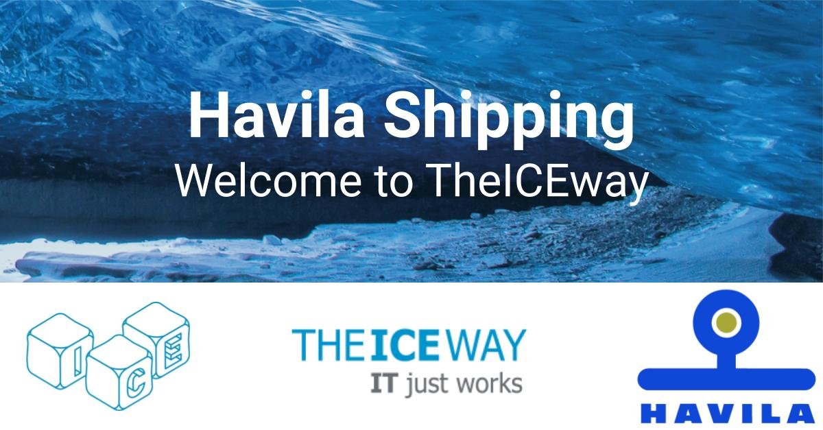 New client welcome - Havila