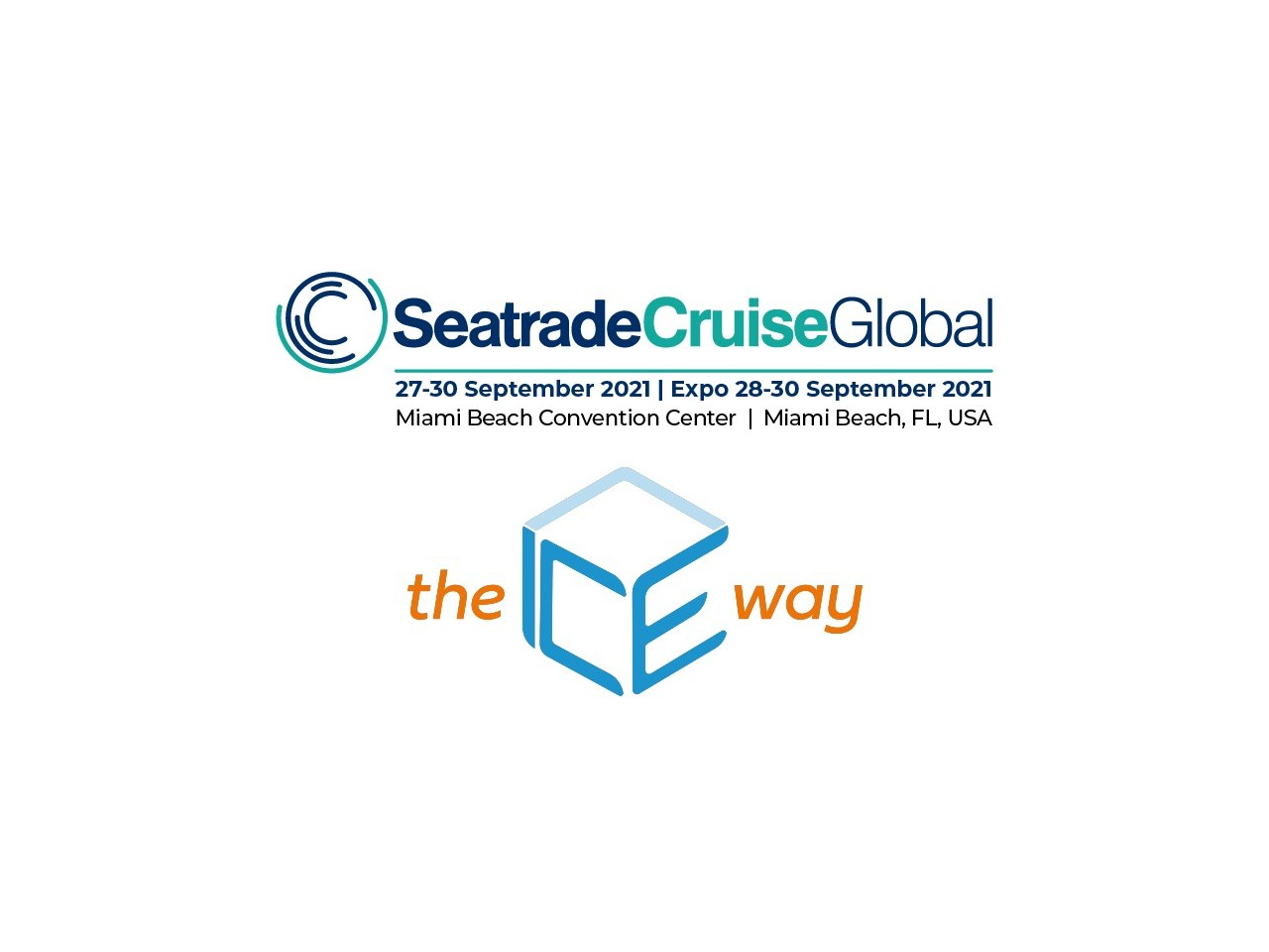 Seatrade Cruise Global Sep 2021 – 12 days left
