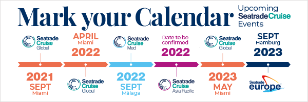 Seatrade Cruise Global 2021 + more events