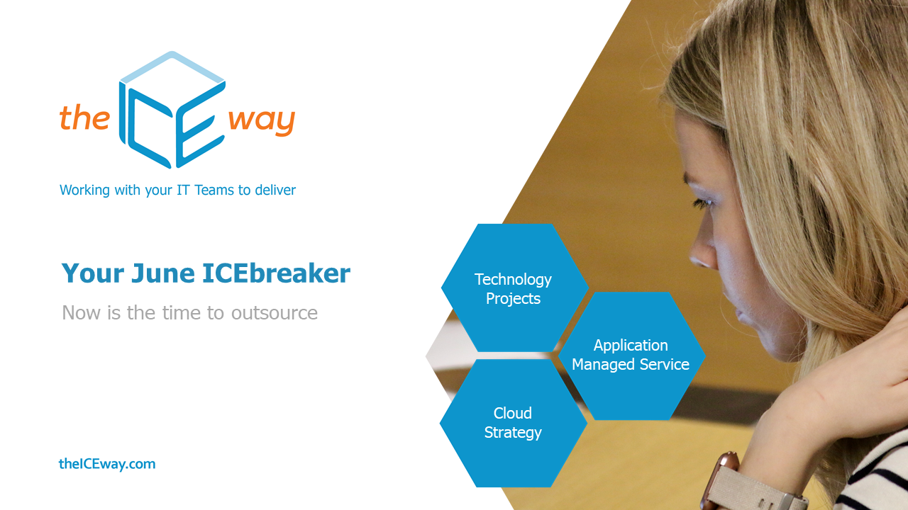 The June ICEbreaker from theICEway